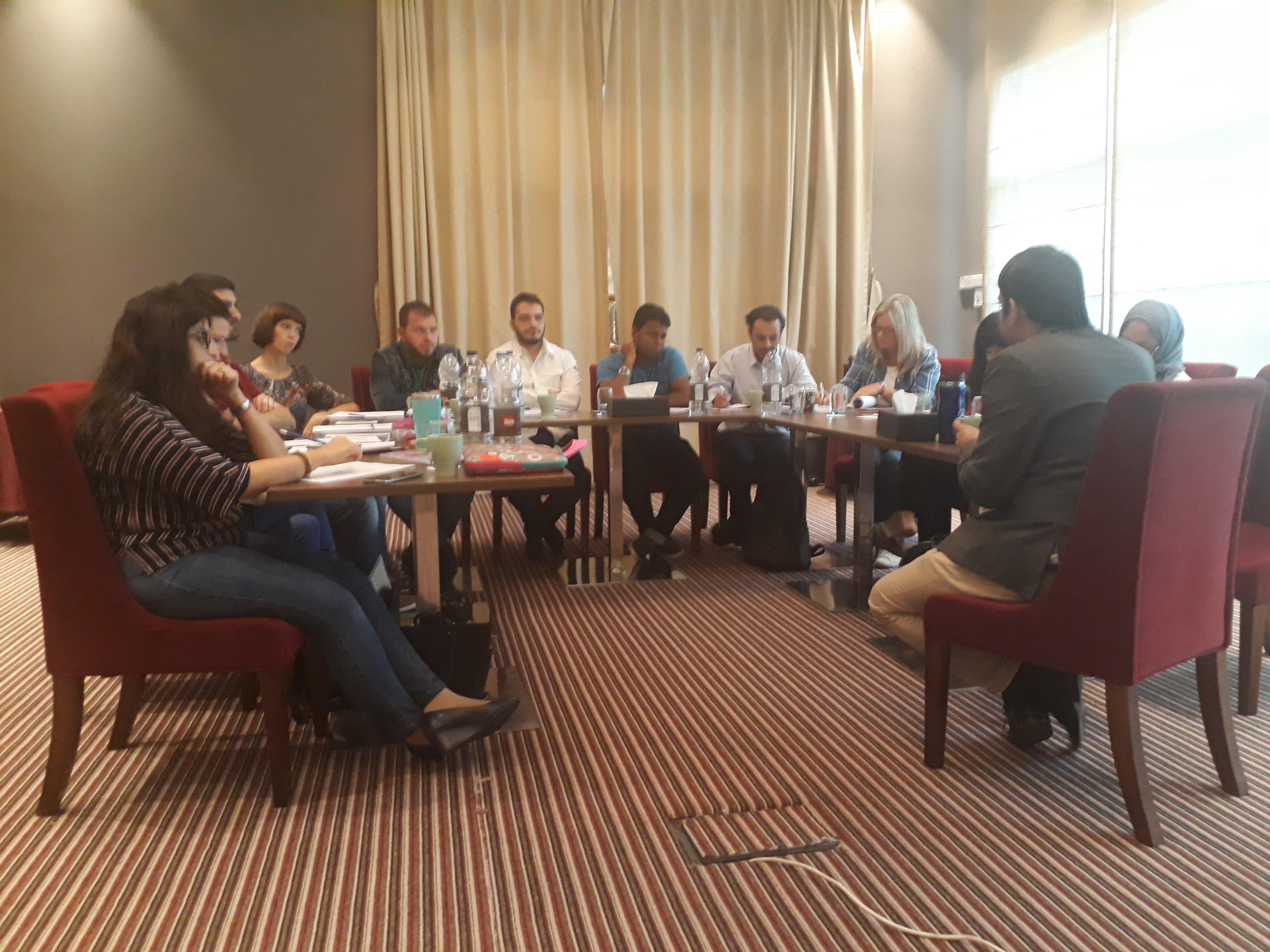 Coach Transformation Cohort May 2018 - Dubai