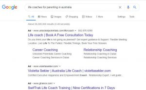life coaches for parenting in australia
