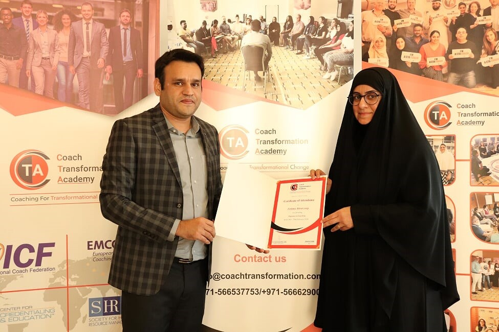 Become a successful and certified coach in Pakistan