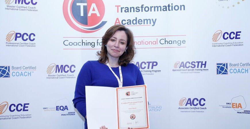 business coaching certification - Australia