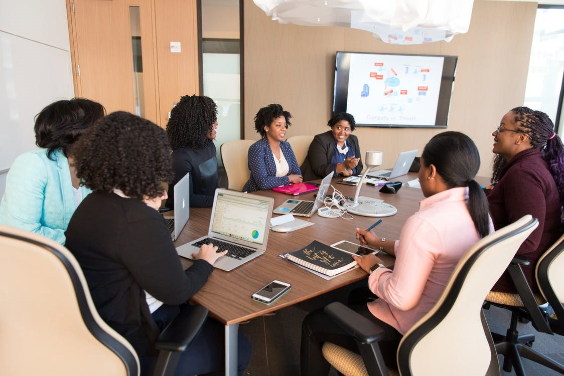 How can coaching help businesses in Africa