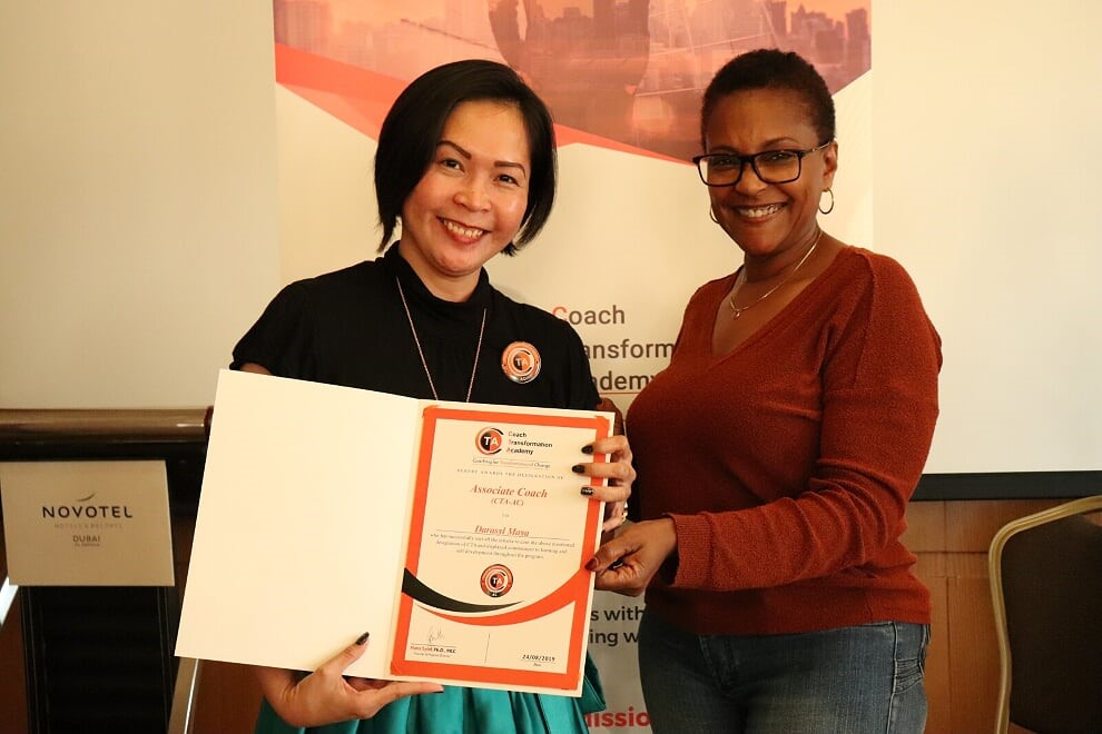How do I become a certified coach in Singapore